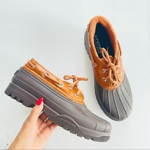 Sperry water boots size 8.5